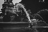 Fontaine des Quatre-Parties-du-Monde, Paris, France (pas le matin) Tags: paris france bw nb noiretblanc blackandwhite fountain fontaine capital water eau canon 350d canon350d canoneos350d eos350d