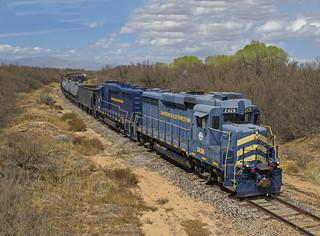 Desert GP30s