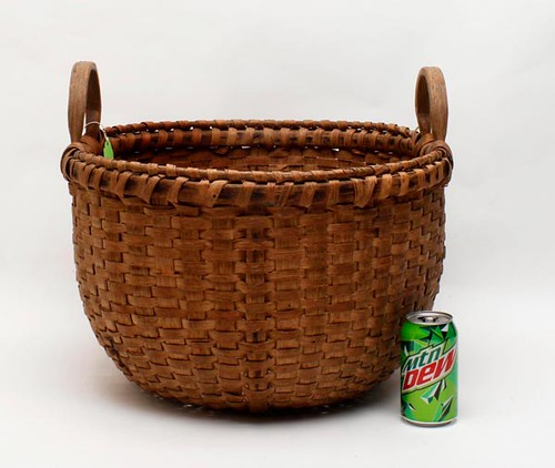 Rockingham County Splint Oak Field Basket ($179.20)