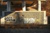 Scek, Least (NJphotograffer) Tags: graffiti graff new jersey nj trackside rail railroad bridge scek least wth crew