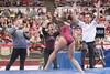 DU Gymnastics - Team (brittanyevansphoto) Tags: collegegymnastics ncaagymnastics denvergymnastics unevenbars celebration highfive