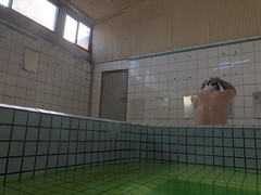 IMG_1522.JPG (kabamaru.k) Tags: edited shimanami setouchi bike hottub onsen sento showa bath japan