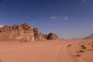 Wadi Rum Desert, Jordan, January 2018 706