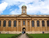 Queen's College front quad. (Banburyshire Photos) Tags: oxford england university