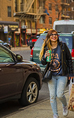 1346_0484FLOP (davidben33) Tags: manhattan newyork unionsquare street streetphoto people portraits women girl guys pets flowers cityscape landscape beauty fashion quot4th avequot quotshevchenko scientific society usaquot sssusa quotoil paint filterquot 4thave