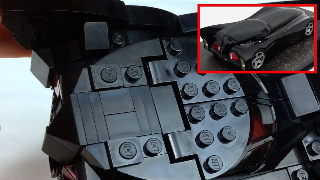 The Worlds Newest Photos Of Batmobile And Instructions Flickr