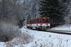 811 027-6 (MarSt44) Tags: 811 0276 027 8110276 zssk slovak republic medzibrodie nad oravou kolej train railway slovenska republika motorak