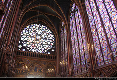 Sainte-Chapelle, Paris, France (JH_1982) Tags: saintechapelle sainte chapelle 聖禮拜堂 サント・シャペル 생트샤펠 성당сентшапель سانت تشابيل île de la cité ile cite architecture windows fenster glas glass colours colors colourful colorful farben interior gothic style palais palace religion christian christianity spiritual church kirche paris parís parigi 巴黎 パリ 파리 париж باريس france frankreich francia frança 法国 フランス 프랑스 франция فرنسا