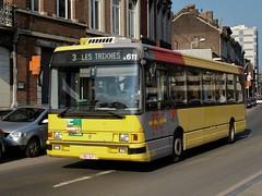 5611 3 (brossel 8260) Tags: belgique bus tec liege