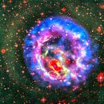 Neutron Star in its Gas, variant thumbnail