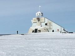 Nallikarin majakka (RundgrenR) Tags: majakka nallikari finland oulu winter cold sunny