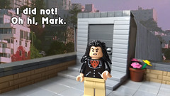 Oh hi Mark! (The CrazyMocCreator) Tags: room tommy did oh hi mark disaster artist bad it is good