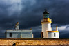 Cromarty Lighthouse (Peet de Rouw) Tags: lighthouse vuurtoren scotland highlands clouds sky contrast sun peetderouw canon5dmarkiii canonef24105mmf4lisusm denachtdienst uk