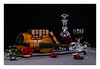 Sem 05-Nature Morte-HD (xavierwarnier) Tags: naturemorte violon rose vin