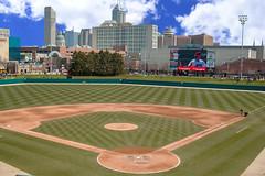 Victory Field (Christian B. Webb) Tags: baseball ballpark stadium indianapolis indiana