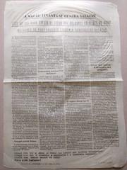 Separata ao jornal Avante nº 274 (ACMateus) Tags: antiguidades coleccionismo velharias jornal