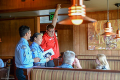 20180412-CJTipACop-Athlete-AllenWales-Cadets-JDS_0235 (Special Olympics Southern California) Tags: athletes claimjumper devonshire giving lapd letr northridge restaurant socal specialolympics specialolympicssoutherncalifornia tipacop fundraiser