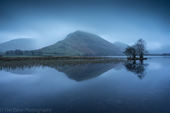 Brother Blue (tdove77) Tags: brotherswater hartsop blue hour lake district eastern lakes kirkstone pass cumbria reflections lee filters ullswater landscapes mirrorless sony a7ii 1635mm dawn mist