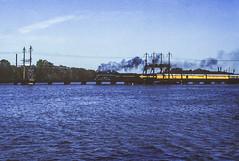 #1 (jameshouse473) Tags: chessie steam safety express co 484 greenbriar anacostia river washington dc baltimore richmond passenger special conrail