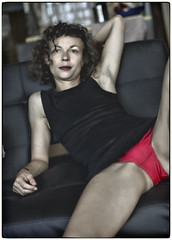 CHRISTELLE GEISER & AEON VON ZARK / NAKED EYE PROJECT BIENNE (AEON VON ZARK) Tags: nakedeyeprtoject christellegeiser portrait photographie photo