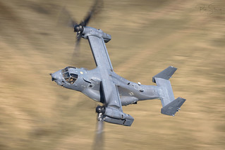 USAF CV-22B Osprey   11-0061   7th SOS, RAF Mildenhall   C/S 'KNIFE 72'