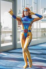 X Men  -Jean Grey (b.m.a.n.) Tags: cosplay nikond850 jeangrey marvel xmen torontocomicon toronto ontario canada ca