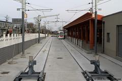 I_B_IMG_8479 (florian_grupp) Tags: asia china train railway railroad passenger electric beijing tram bagou fragranthills xijiao botanicalgardens siemens lrt haidian