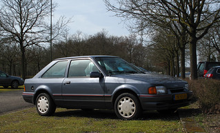 1990 Ford Escort 1.6 CLX GT
