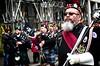 St Patrick's Day 2018 - 06 (garryknight) Tags: nikon d5100 on1photoraw2018 london creativecommons ccby30 stpatricksday parade celebration event stpatrick trafalgarsquare