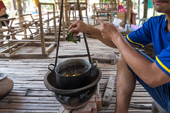 Silk Island (sheiladeeisme) Tags: silkisland phnompenh cambodia travel cottageindustry island catapillar worms weaving tourist tourism shevo