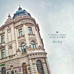 Grand Hotel (selimkaradayi) Tags: lublin hotel grand sky clouds history