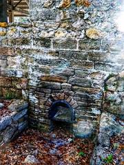 Light Orbs & the Jap (Chris C. Crowley- BUSY will be off most of May!) Tags: lightorbsthejap ruins sugarmillgardens dunlawtonplantation sugarmillruins portorangeflorida light bokeh bricks stone coquina wall historic