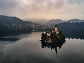 The Island Of Bled