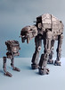Lego Star Wars UCS AT-M6 #3 (kozikyo86) Tags: lego star wars walker heavy atm6 last jedi tlj wip megacaliber rey kyloren skywalker ucs building plussize first order mod moc force gorilla design