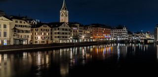 Zurich reflections