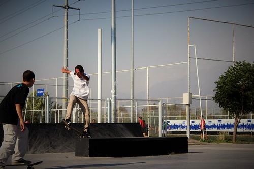 Club puente skate