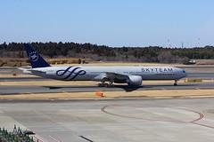 B777 F-GZNT Tokyo Narita 02.03.18 (jonf45 - 4 million views -Thank you) Tags: tokyo narita airport rjaa japan civil aircraft airliner jet plane aviation flight 2018 b777 777 air france boeing 777328er fgznt skyteam