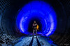 Aqui estoy... (Yorch Seif) Tags: tunel nocturna nocturnal largaexposicion longexposure lightpainting d7500 tokina1116