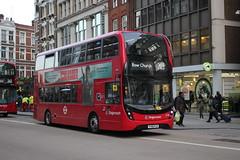 Bow Bound ! (AndrewHA's) Tags: bus bishops gate city stagecoach east london alexander dennis e40h hybrid enviro 400h tfl route 205 paddington bow church 400 h rush hour travel passenger service