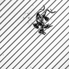 Fallen aviator (Lensjoy) Tags: symbolic bird death remains roof icarus monochrome blackandwhite falling square lensjoy