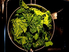 #Spinach #Addict (RenateEurope) Tags: renateeurope 2018 iphoneography green veggie vegetable food spinach addict