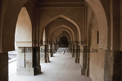 Archways, pillars and the long corridor of an old Baoli (Ashish A) Tags: archedcorridor architecture archways baoli corridor delhi historic historical india indian longcorridor medievalarchitecture mughalarchitecture newdelhi pillars stonepillars water waterwell well
