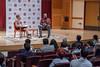 DSC00307 (DU Internal Photos) Tags: music publishing executive jon platt fireside chat with chancellor rebecca chopp by wayne armstrong