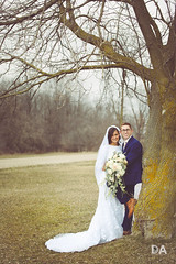 Macy and Zachary (Thousand Word Images by Dustin Abbott) Tags: 2018 tamronsp70200mmf28divcusdg2 70200g2 bride lens yongnuowirelesstrigger metz64af1flash wedding canon5d4 dustinabbottnet usa michigan review a025 alienskinexposurex2 dustinabbott thousandwordimages groom travel withmytamron canoneos5dmarkiv comparison spring canada test photography 5dmarkiv photodujour grandblanc unitedstates us