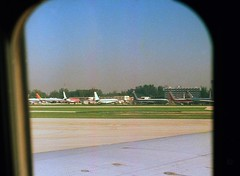 What a Lot (crusader752) Tags: miamiinternationalairport mia 1985 boeing b707 douglas dc8 airliners