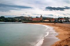 Luanco, Asturias (ccc.39) Tags: asturias luanco playa pueblo costa cantábrico mar beach town sea