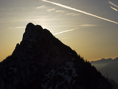 P4140003 (turbok) Tags: berge hechlstein landschaft quendlingstein sonnenaufgang stimmungen totesgebirge wörschachwald c kurt krimberger