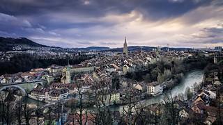 Old City of Bern - Switzerland