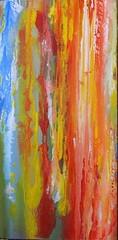 The molting (Peter Wachtmeister) Tags: artinformel art mysticart modernart popart artbrut phantasticart minimalart abstract abstrakt acrylicpaint surrealismus surrealism hanspeterwachtmeister