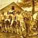 Morning exam at Reserve Officer's training camp at Plattsburg NY 1917 NARA165-WW-479A-031